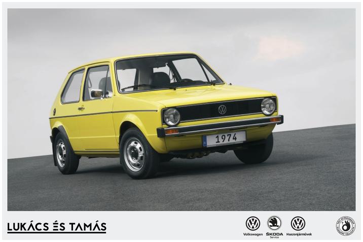 1974. március 29-én a Volkswagen elindította Európa legsikeresebb autójának gyártását