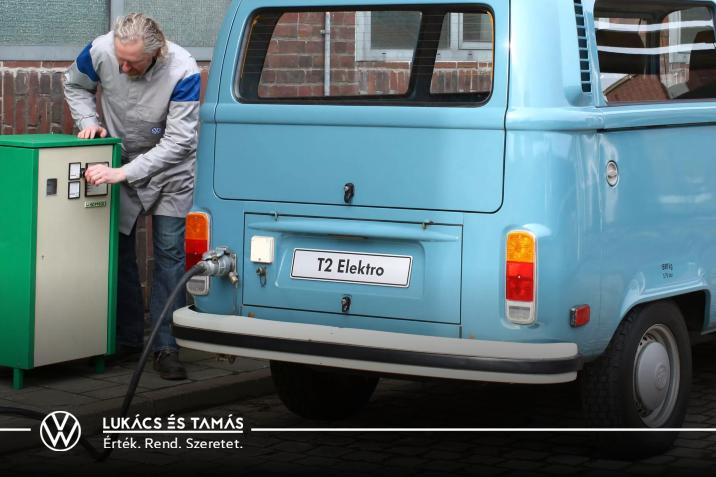 A Volkswagen elektromos utazása