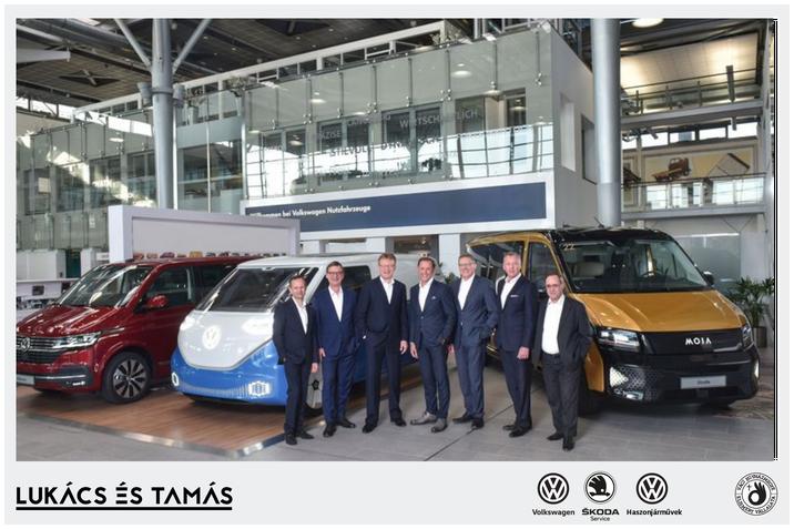 A Volkswagen Haszonjárművek 2019-ben több mint 1,8 milliárd eurót fektet be a márka jövőjébe