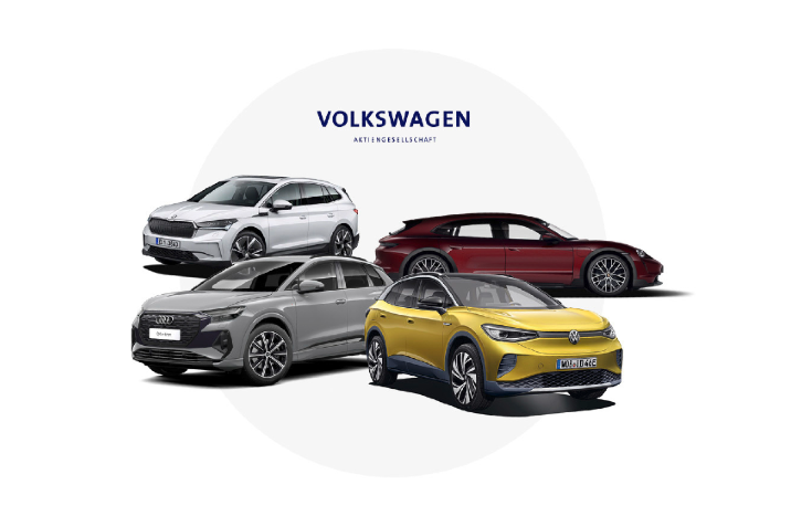 Volkswagen Csoport elektromos autó kiszállítások