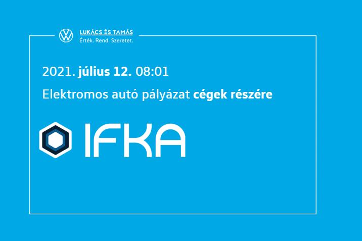 IFKA pályázat cégeknek
