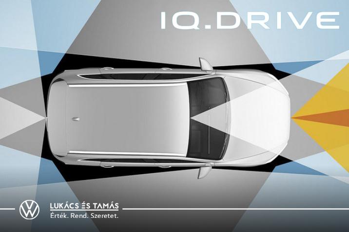 Volkswagen IQ.DRIVE