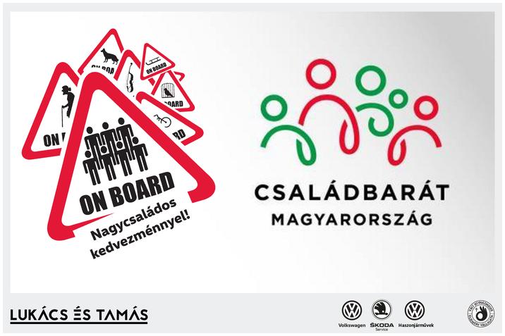 Családbarát Magyarország - Nagycsaládos vásárlás