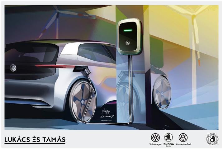 A Volkswagen ID.1 lesz a fenntartható mobilitás úttörője